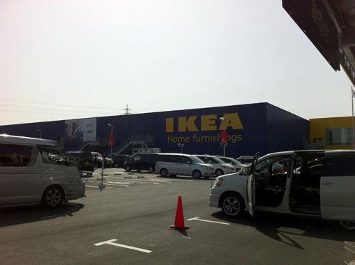 九州発上陸のIKEAに行ってきた!