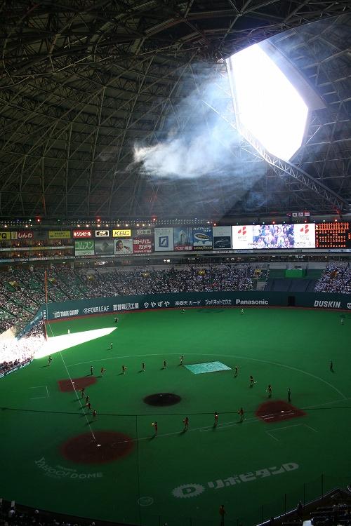 野球観戦7