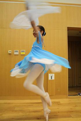 大好きなバレエ